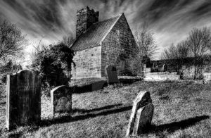Smallest Church in England by chuxsta