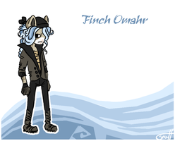 Finch Omahr by griffsnuff