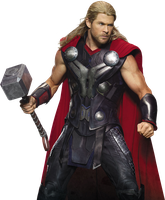 Thor Avengers Age of Ultron Render by sachso74
