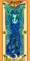 Clow Card The Watery by inuebony