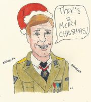 Christmas Card for Dad (2012) by TheSimpsonsFanGirl