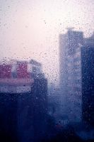 mexico city rainscape by iridel