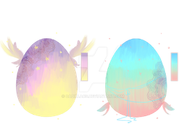 Pastel Etchings Adopts by cadillacs