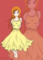 Orihime Inoue by Drift2uner