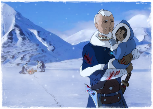 Let's go home, Aang... by DarthDestruktor