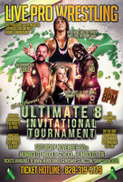 Sir Mo's Ultimate 8 Invitational Tournament by TheIronSkull