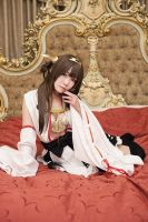 Kongou Cosplay by Shiizuku