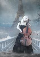 Symphonie froid by paulauskas