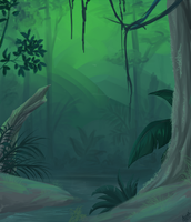 quick Jungle by Nothofagus-obliqua