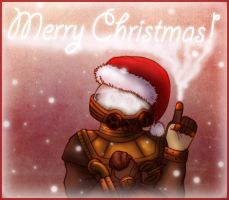 Best wishes from Santa Krauss by 77Shaya77