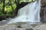 WaterFall-Low Shutter speed by aravindv