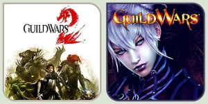 Guild Wars YAIcon pack by Alucryd