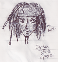 It's CAPTAIN Jack Sparrow by closeyoureyes0329