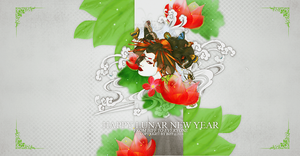 20140130. HAPPY LUNAR NEW YEAR 2014 by LonaSNSD