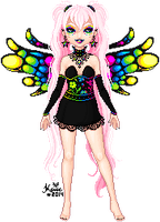 CE: Axxkat's AV Contest: Fairy by 00QuothTheRaven00