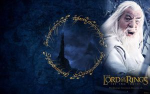 Gandalf the White by YoungPhoenix3191