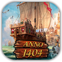 Anno 1404 Game Icon by Wolfangraul