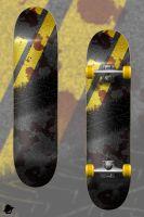Skate 04 - By Accident by GoldenPier