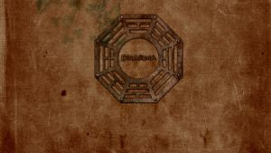 LOST - Rusty Metal Wallpaper by grima1ex