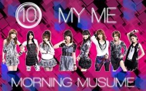 WALL MUSUME 10 MY ME 2 VER. by RainboWxMikA