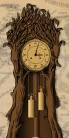Ents Wall Clock Progress 1. - Design by bengo-matus