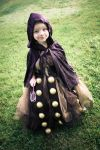 Dalek Princess by brienicole