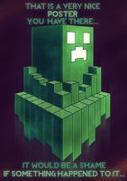 Creeper Tower (FINAL Ver.) by InsidiousSys