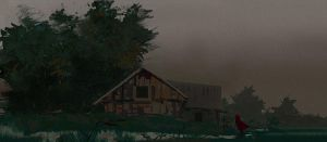 house raining by lingy-0