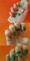 Piccolo fingernails by WalnutSprout