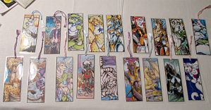 BookMarks by lady-cybercat
