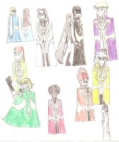 Code Geass J Knights of Round by Bassiroth