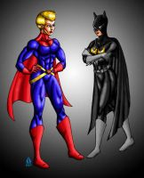 Elseworld's Finest by AlphaCentaurian