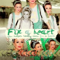 +Fix a heart by MyHearIsUnbroken