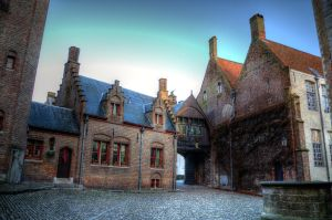 Brugge is a beautiful city by roman-gp