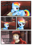 My Little Dashie The Comic: PAGE 16 by WaItzBrony