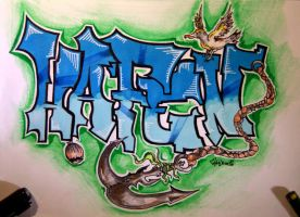 .Hafen_Graffiti. by The-true-MaCK