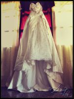 The Wedding Dress by AppleLily