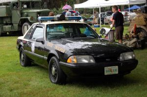 1992 Ford Mustang by JDAWG9806