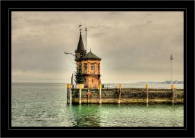 Lake Side Tower by aqueel
