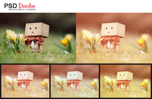 danbo by Bourniio