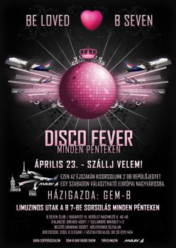 Disco Fever with Malev by Palee1989