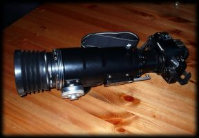 Beautifull beast of a lens by pagan-live-style