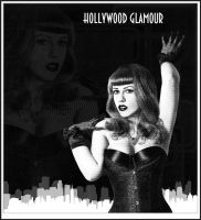 Hollywood Glamour by crilleb50
