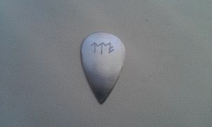 HSS jazz guitar pick by Draupnir-666