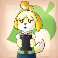 Isabelle by DoctorPiper