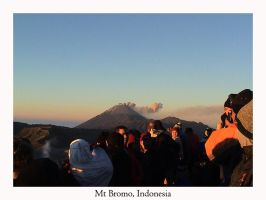 Mt Bromo 1 by indonesia
