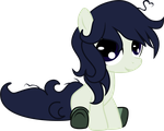 16th Free Pony Request - Cute Filly by Chumi-chan