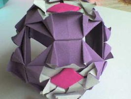 kusudama by graphixia