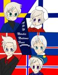 ID for APH Nordic Nations Fans by Apple-Rings