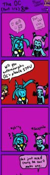 Mav Comic 8 by Brokemav